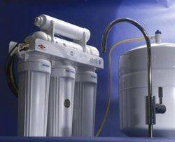 Установка фильтра очистки воды в Стерлитамаке